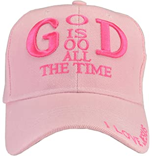God Hat - Jesus Christ Hat - Religious Caps - Embroidered Hats (10+ Styles 959f6588cee7