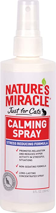 Top 10 Natures Miracle Calming