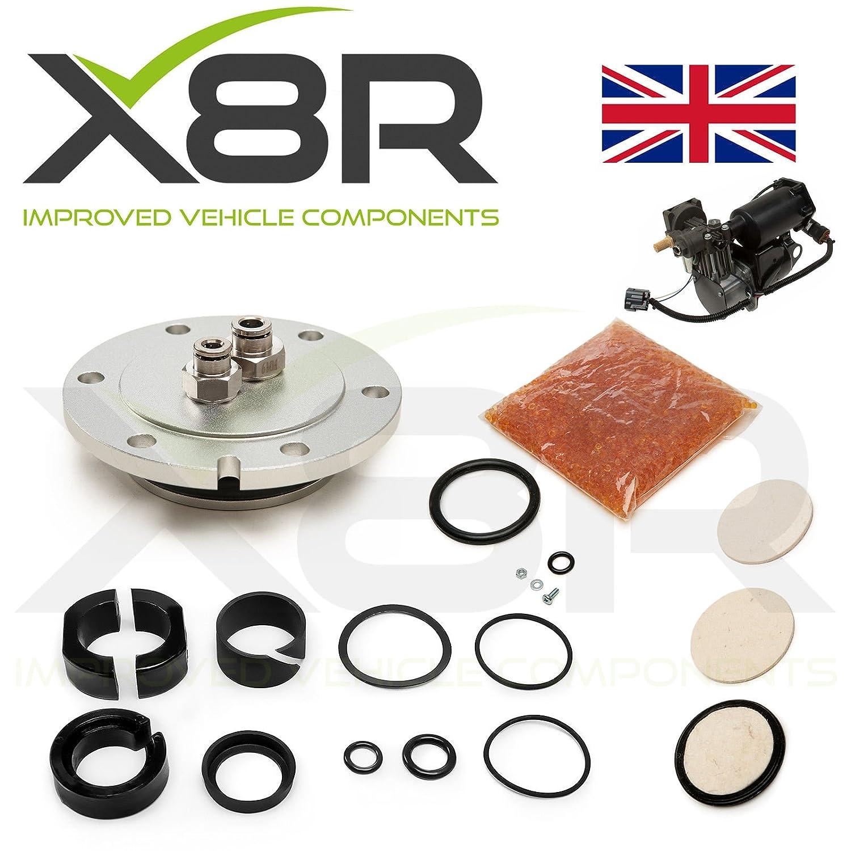 Land Rover Discovery 3 4 Range Rover Sport Compresor Aire Kit De Reparació n Hitachi X8R LTD