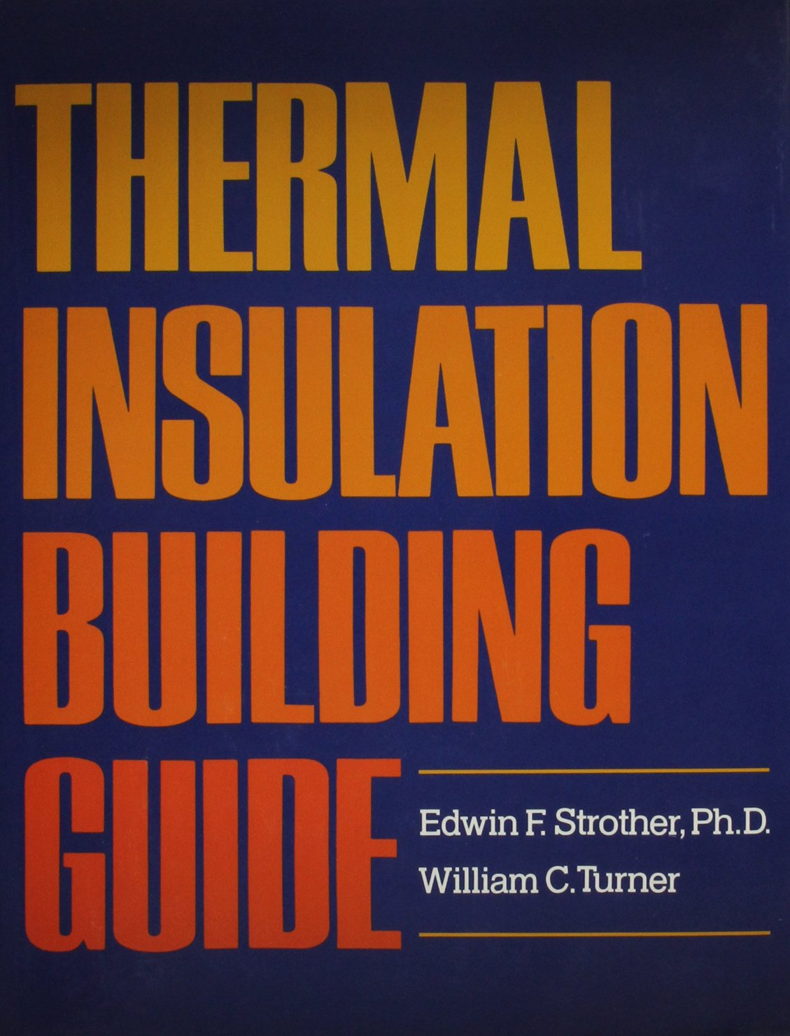 Thermal Insulation Building Guide