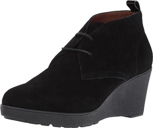 Donald J Pliner Women's Nakka Black Suede Boot ...