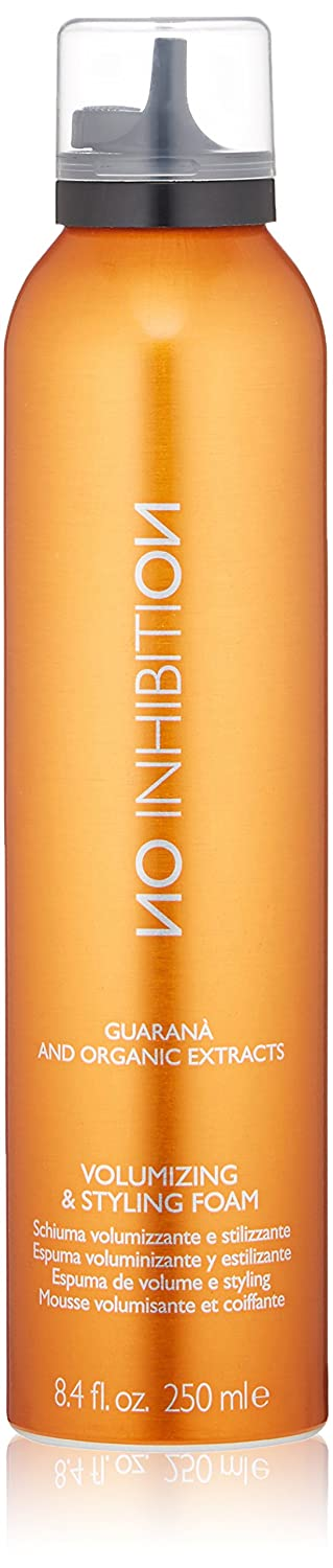 No Inhibition Volumizzante and Styling Schiuma 250ml - 250ml Z.One Concept 8032274052937