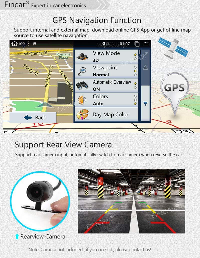 Wi-Fi 16G Quad Core auto impianto stereo testa con la vibrazione 7 pollici fuori del monitor di GPS Touch Screen di sostegno DIN singolo in precipitare Android 9.0 Pie sistema 1G mic Bluetooth