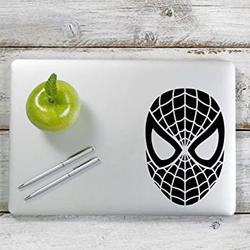 Laptop and More Spiderman Decal Sticker for Car Window # 1011