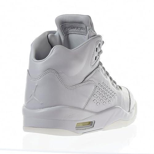 AIR JORDAN 5 RETRO PREM 'PURE PLATINUM' - 881432-003 - SIZE 13 - US Size:  Amazon.co.uk: Shoes & Bags