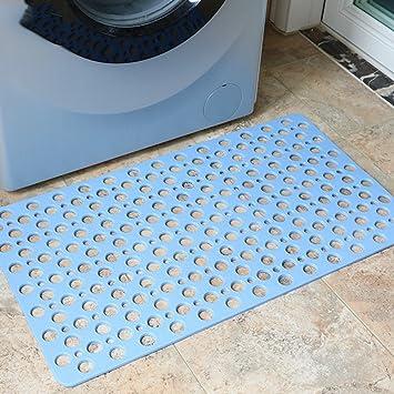 Qi Umweltschutz Badezimmer Rutsch Matte Teppich PVC-Material Große ...