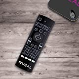 Rveal Backlit Air Mouse Remote & Keyboard …