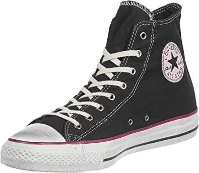 Converse Unisex - Adult AS HI CAN NVY High jet black Size:46.5