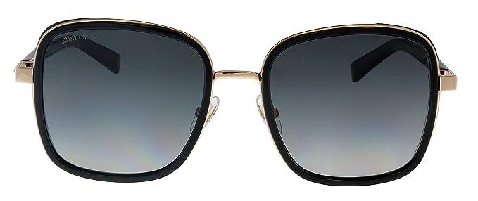Jimmy Choo Mujer ELVA/S 9O 2M2 54 Gafas de sol, Negro (Black ...