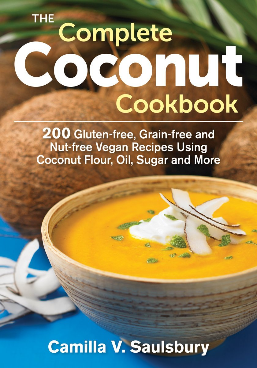 Complete Coconut Cookbook Gluten free Grain free product image