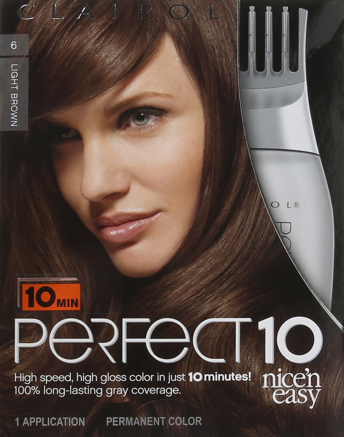 Amazon Clairol Perfect 10 By Nice N Easy Hair Color 006 Light