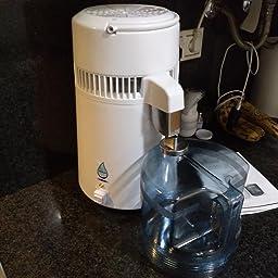 Autovictoria Destilador de agua Purificador Water Distiller ...