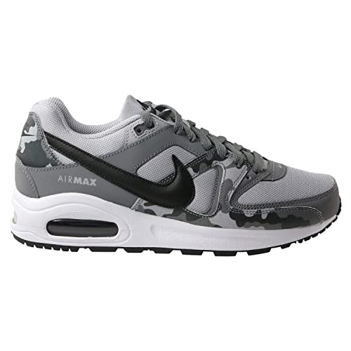 the best attitude 0ef71 971f3 Nike Air Max Command Flex Bg, Scarpe Running Bambino, Multicolore (Wolf  Black/