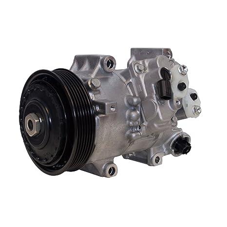 Denso (471 – 1023) nuevo a/c compresor con embrague