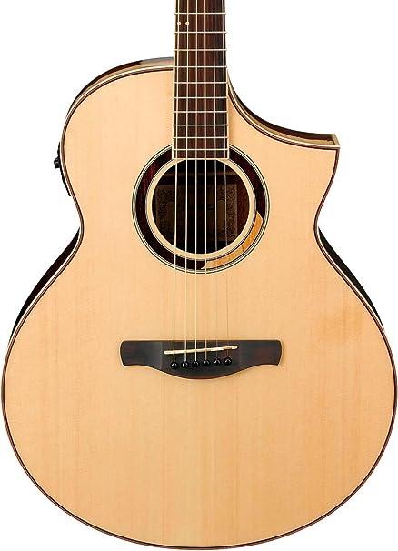 Ibanez AEW51 - Guitarra electro-acústica de maderas exóticas ...