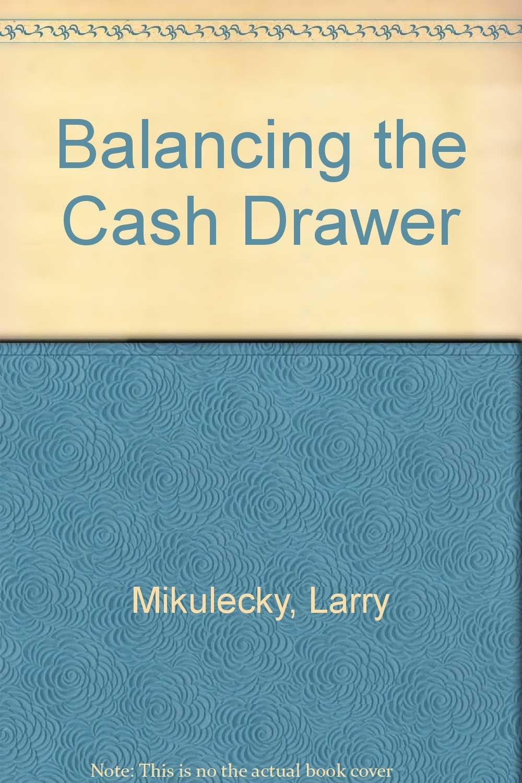 balancing cash drawer
