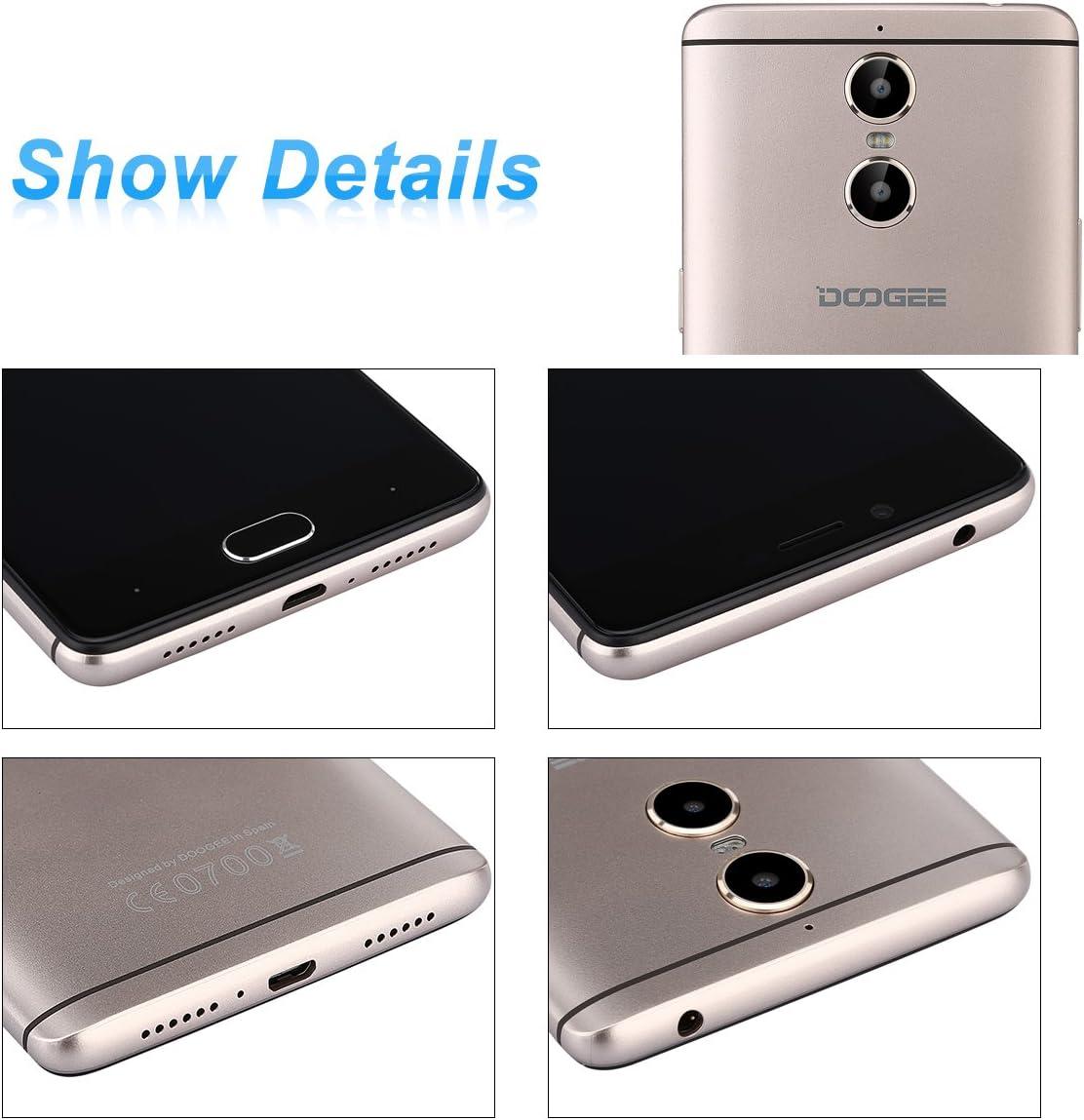 Doogee Shoot 1 - 4G Smartphone Libre Android 6.0 (Pantalla FHD 5.5
