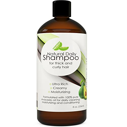 Ethnic Hair Shampoo for Thick and Curly Hair
