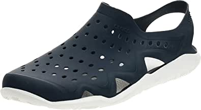 Crocs Swiftwater Wave Men, Zapatos de Agua Hombre
