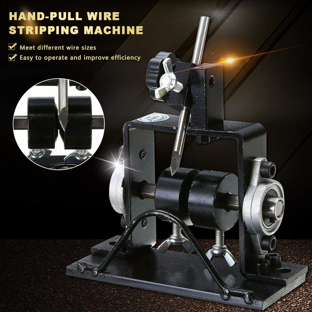 Flexible Wire, Cable Stripping Machine Manual Wire Stripping ...