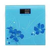 Egab Digital LCD Bathroom Weight Machine Body Weighing Scale