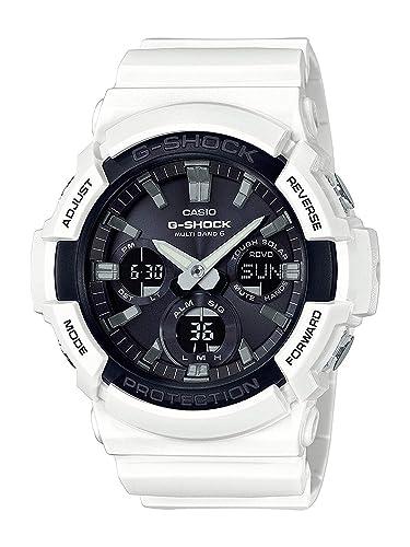 b26be235848c Casio Reloj Analogico-Digital para Hombre de Cuarzo con Correa en Resina  GAW-100B-7AER  Amazon.es  Relojes