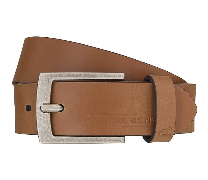 Camel Active - Cinturón para hombre fc5f6f1550ed