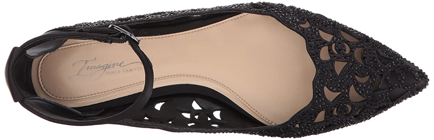 Imagine Vince Camuto Women's Garyn Ballet Flat B01MZ8EFWN 7 B(M) US|Black