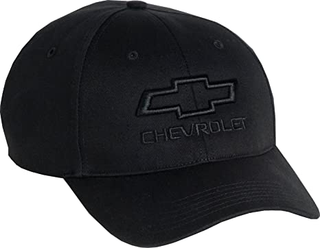 4f125b2c4 Chevrolet Hat (Black) One Size at Amazon Men's Clothing store:
