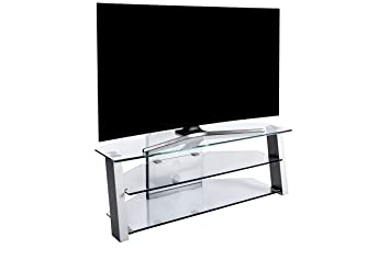 Jahnke Tv Meubel : Jahnke tv möbel glas metallfarbig  cm amazon