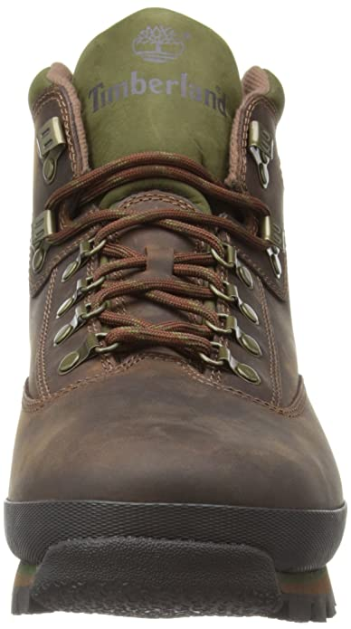 5 47 Marron Timberland Hiker Eurohiker Boots Homme Leather Euro