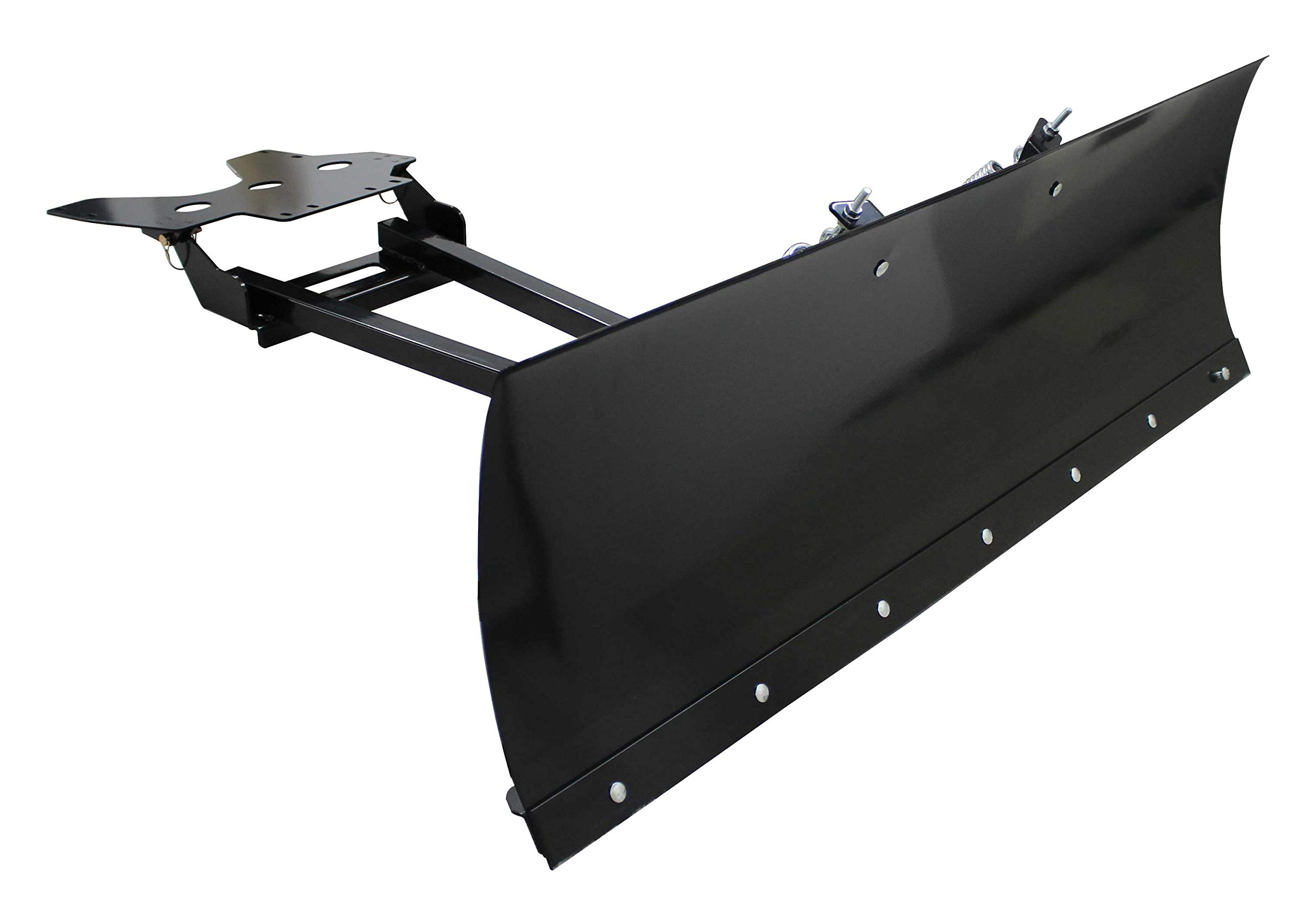 Extreme Max 5500.5097 UniPlow One-Box ATV Plow with Polaris Sportsman 570 Mount by Extreme Max (Image #1)