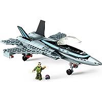Mega Construx Boeing F/A 18E Super Hornet Building Toy Construction Set