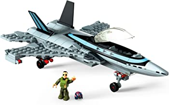 Mega Construx Boeing F/A 18E Super Hornet Building Toy