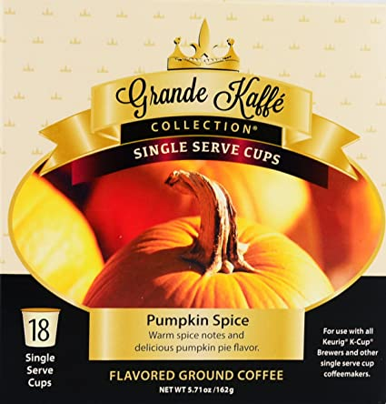 Pumpkin Spice Luxury Crown