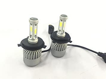 Unipower TMT LEDS(TM) KIT DE BOMBILLAS LED H7 25W 2800 LUMENS BLANCO SUPER BRILLANTE 12-36V PARA FAROS (LUCES LARGAS O CORTAS) COCHES MOTOS: Amazon.es: ...