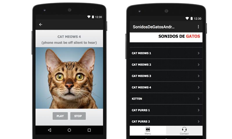 Amazon.com: Sonidos De Gatos - Sonidos De Gatitos: Appstore ...