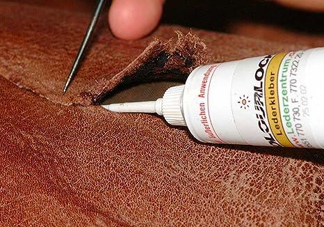 Pegamento flexible para cuero y piel Colourlock® sofás, coches, ropa, bolsos