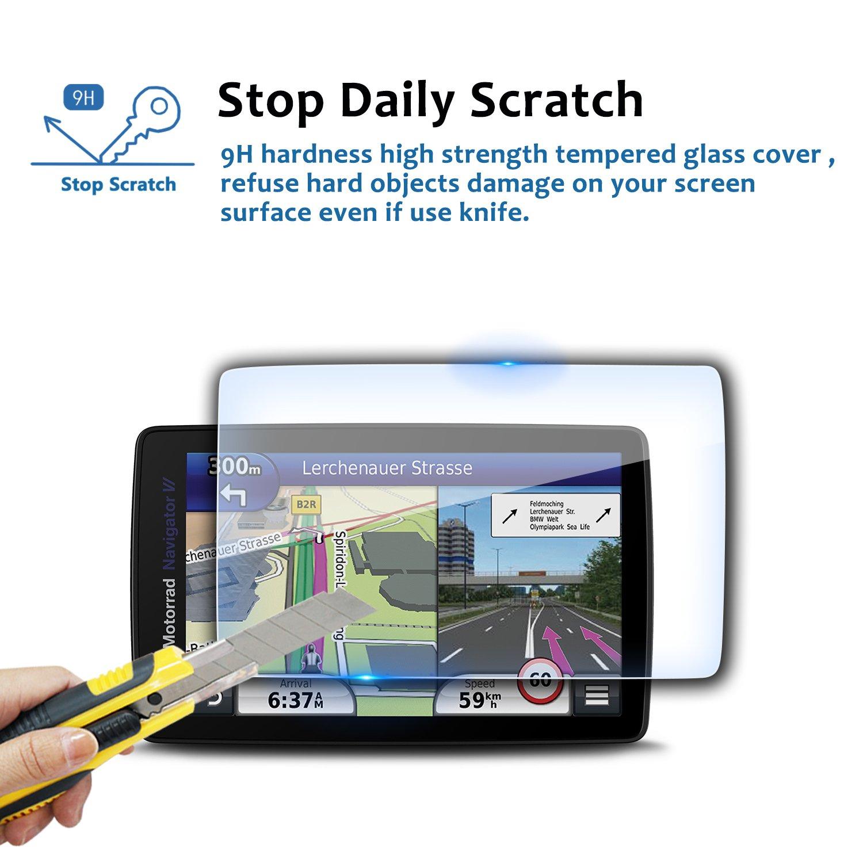 2 x BMW Navigator V Nav 5 GPS Screen Protectors Anti Glare