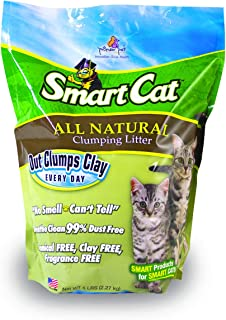product image for SmartCat All Natural Clumping Litter