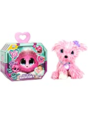 Little Live Scruff-a-Luvs plush mystery rescue pet, pink