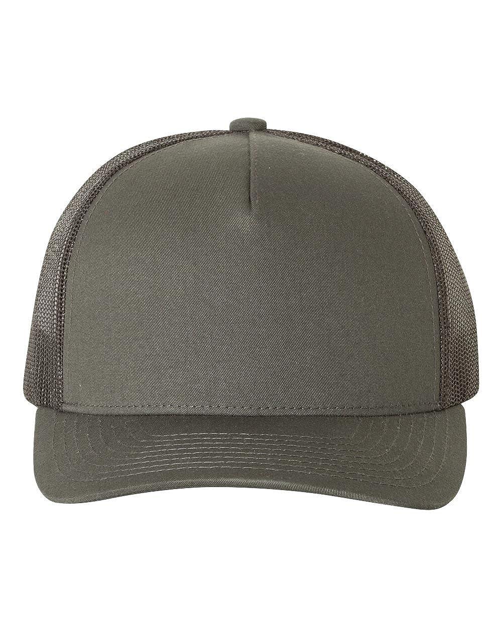 Yupoong HAT メンズ B077Y9GJF4 One Size|チャコールグレー チャコールグレー One Size