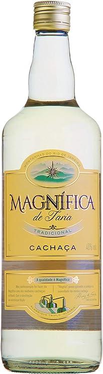 magnífica tradicional cachaza Rum (1 x 1 l)