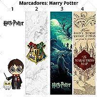 Marcadores de página - Harry Potter