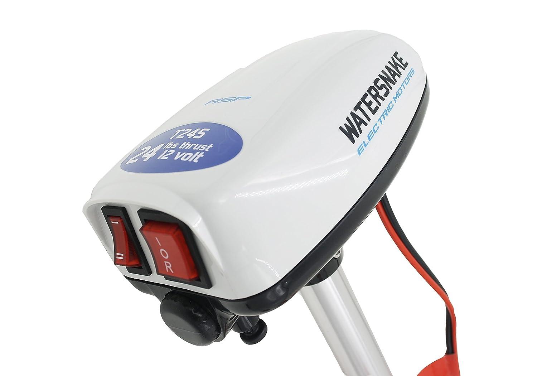 Pouss/ée de 10,9/kg avec support pour kayak Watersnake moteur de hors-bord T24 /électrique