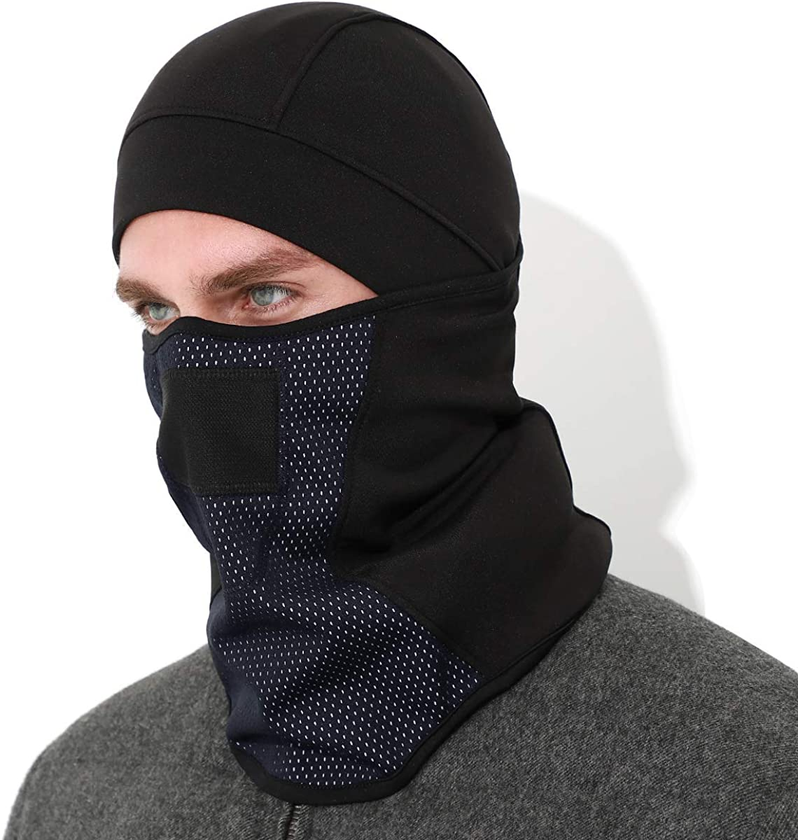 Balaclava Face Sun Mask and UV Protection Cooling Arm Sleeves for Men//Women Outdoor Face Mask,Neck Gaiter