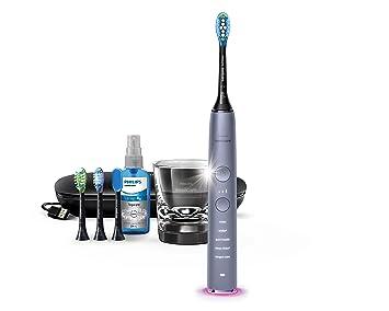 Philips HX9924/43 cepillo eléctrico para dientes Adulto Cepillo dental sónico Gris - Cepillo de