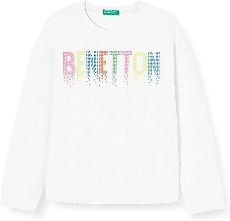 United Colors of Benetton Felpa Bambina