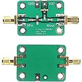 HiLetgo® 0.1-2000MHz RF 広帯域アンプ 30dB(デシベル) ハイゲインモジュール 低ノイズアンプ LNAボードモジュール内蔵 [並行輸入品]