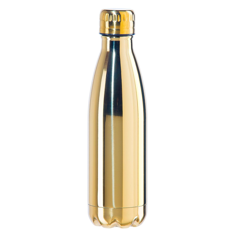 Oggi 8096 Elektra doppelwandig Edelstahl Flasche mit Schraubverschluss